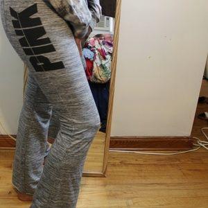PINK Skinny Flare Pants